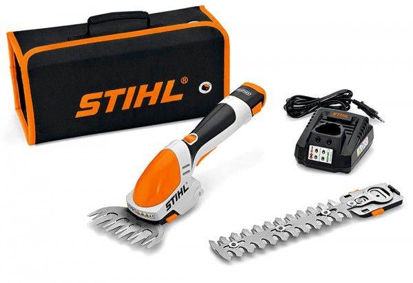 STIHL - Podadora HSA 25 - Uma mini podadora genial. http://www.angelimoto.com