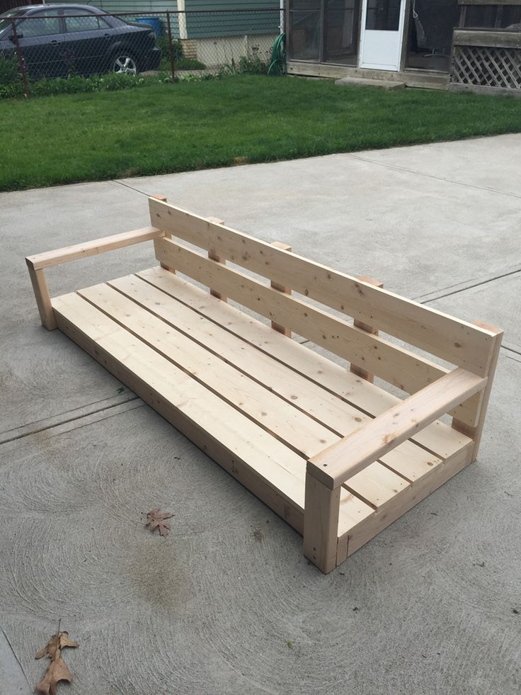 When The Search For An Oversized Porch Swing Turned Pricey