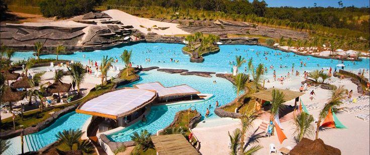 Rio Quente Resorts tem pacotes com até 45% de desconto
