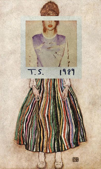 See Taylor Swift Remixed With Famous Works Of Art