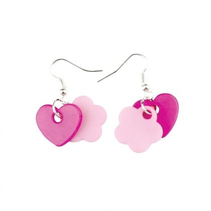 Cute little earrings. Perfect for a gift for Mum!