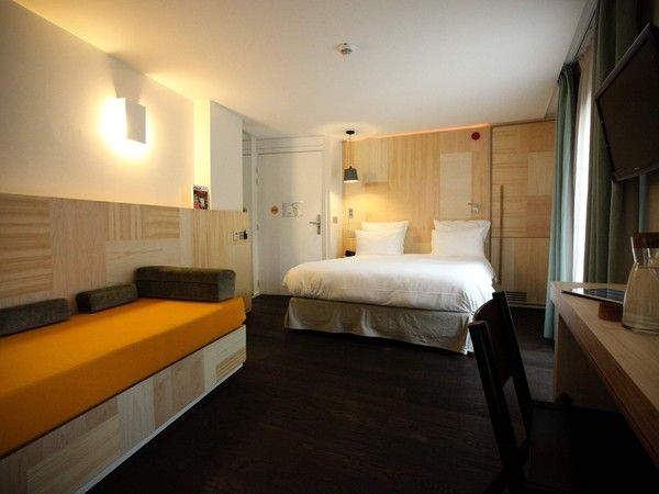Boutique hotel Gare du Nord, hotel with views on the canal St Martin