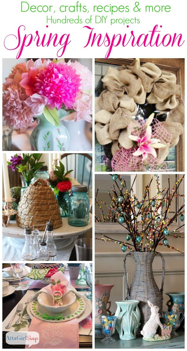 Spring Party/Home Decoration