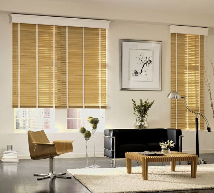 Wood Blinds Are Made From Real Solid Wood And Come In