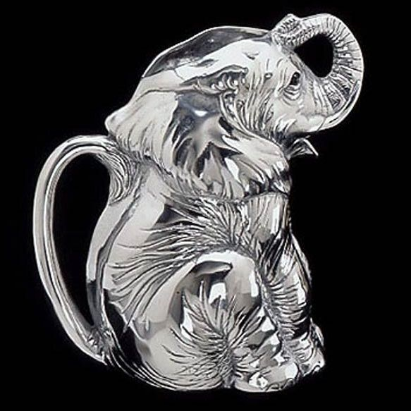 Elephant Pitcher | Arthur Court Designs | ACD102132