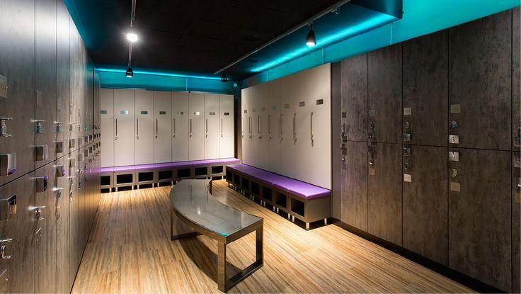 Hard Candy, Milano, Italy #madeinitaly #lockers #gyms #health #changingrooms #fitness #spa #fitinteriors #armadietti #spogliatoi #palestre #spa #healthclubs #furniture #spogliatoipalestre #gimnasiumclub #easyfit #boxdocce #showercubicles #gruppopeg