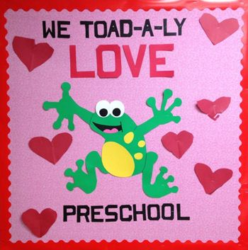 February offers us many fun bulletin board ideas as we look forward to Spring, even with all the snow and ice on the ground.