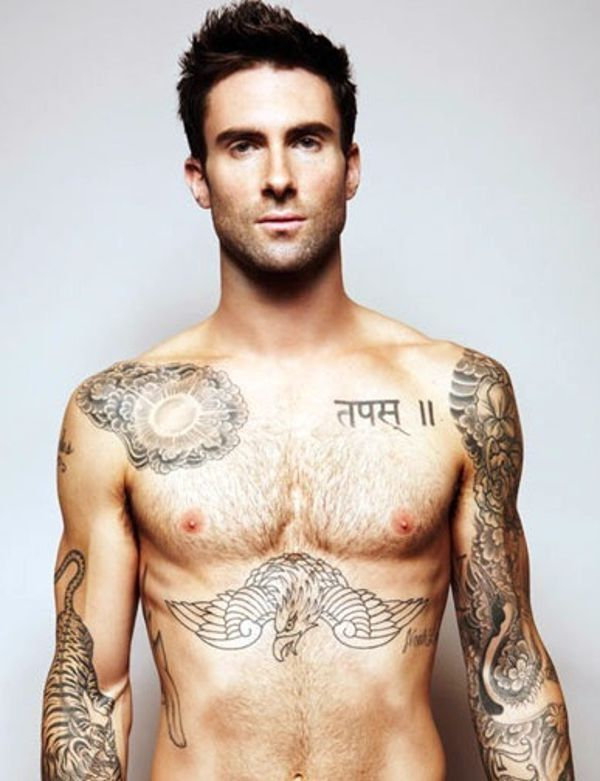 like the look: This Man, Guy, Tattos Tattos, Tattooed Man, Marry Me, Adamlevine, Maroon 5, Adam Levine Tattoos, Hottie