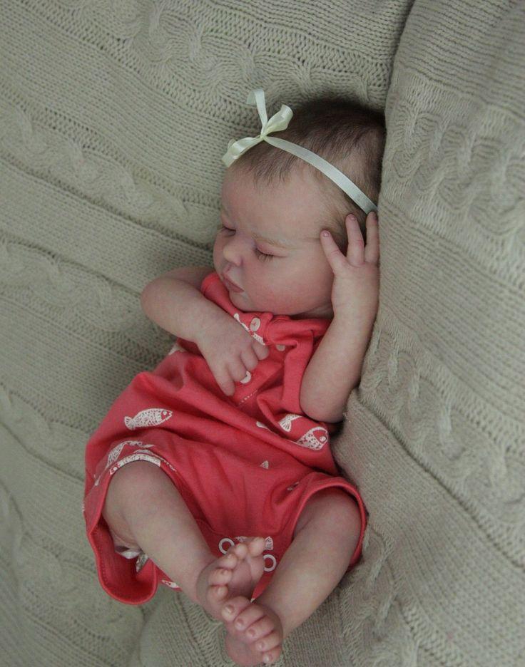 PROTOTYPE Reborn baby ANGEL by Bonnie Sieben IIORA | eBay