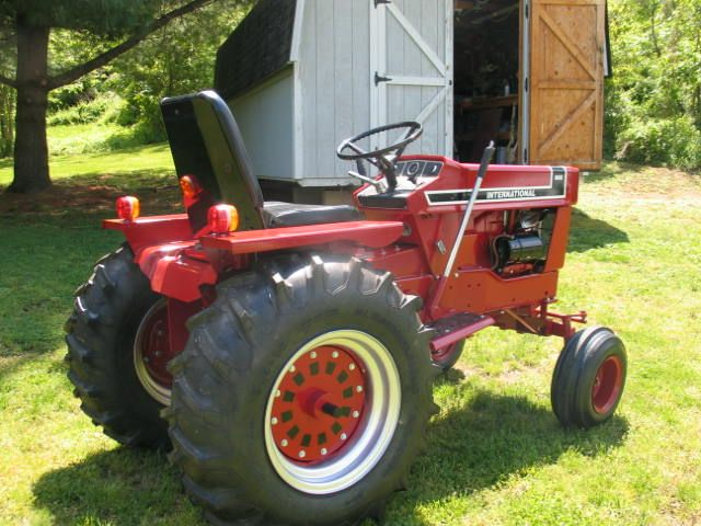 Red Cub Cadet Tractors : Best images about the little tractor co on pinterest
