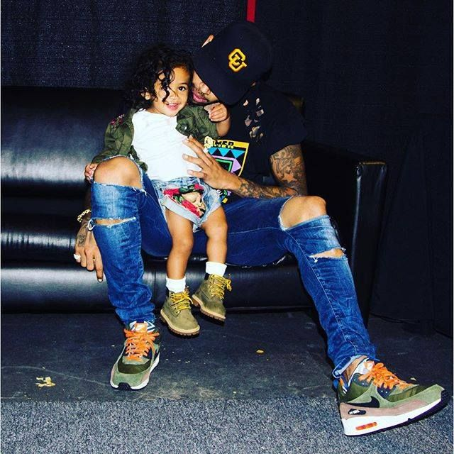 Royalty & Chris Brown