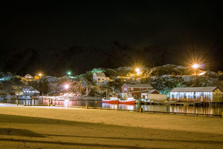 #Sund #Lofoten #Norway