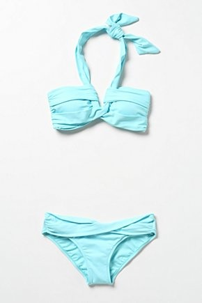 <3: Swimsuits Swimwear, Style, Current Bikinis, Crosses Current, Bath Suits, Summer Colors, Blue Swimsuits, Summer Time, Blue Bikinis