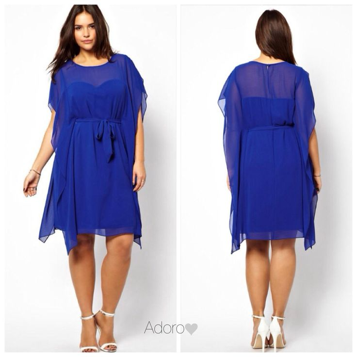 Elegant Paris plus size chiffon dress. Please see our Facebook page to purchase xo http://Facebook.com/AdoroNZ
