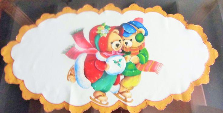 Carpeta navideña