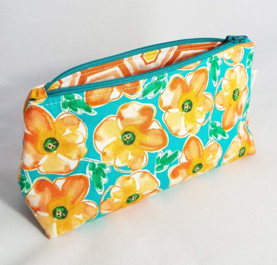 d3e371db0dbf30 7 best Zipper pouches - The Paisley Poppy images on Pinterest ...