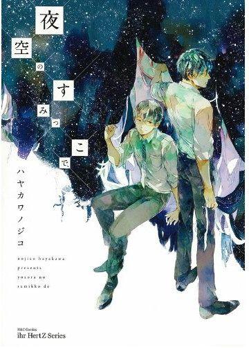 「夜空のすみっこで、」ハヤカワ ノジコ : 【BL限定!】美しいブックデザインたち【装丁】 - NAVER まとめ