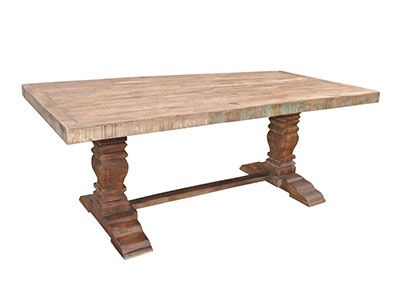 18 best rustic reclaimed wood images on pinterest home for Dining room tables knoxville tn
