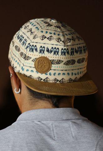 Gorras / Sombreros : Gorra Plana Púaz