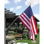 Seasonal Designs, 3 ft. x 5 ft. U.S. Flag Kit, US200 at The Home Depot - Mobile $9.98