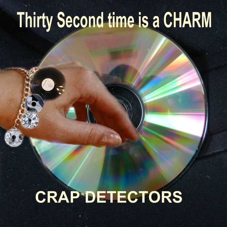 32nd time is a charm--2015--Crap Detectors