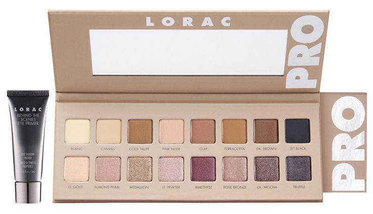 LORAC Pro Palette 3 Launches in June 2016 (June 12th online, June 26th in-stores)
