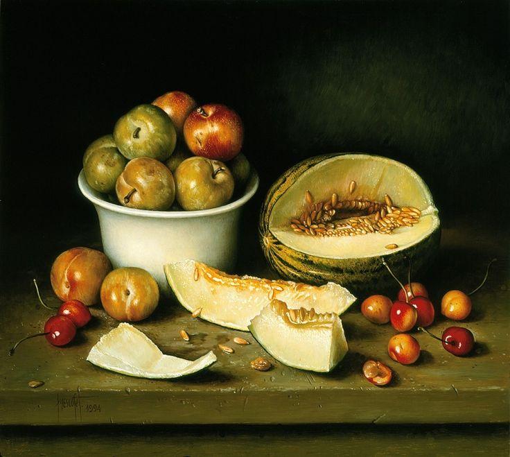 Jose Escofet pictor spaniol