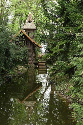 Water Mill, Vácrátót , Hungary