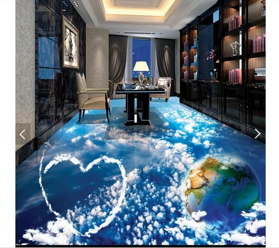 3d Wallpaper Custom 3d Flooring Painting Wallpaper Murals