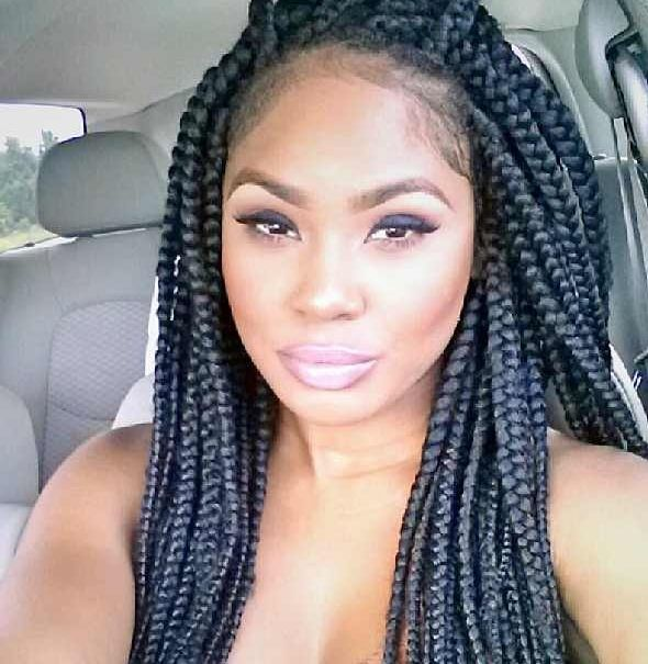 layered sew in weave hairstyles : ... Braids, Braids Hairstyles, Big Braids, Styles With Boxes Braids
