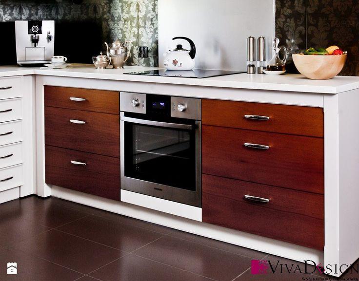 Kuchnia - zdjęcie od Pracownia Projektowania Wnętrz Viva Design - Kuchnia - Styl Tradycyjny - Pracownia Projektowania Wnętrz Viva Design