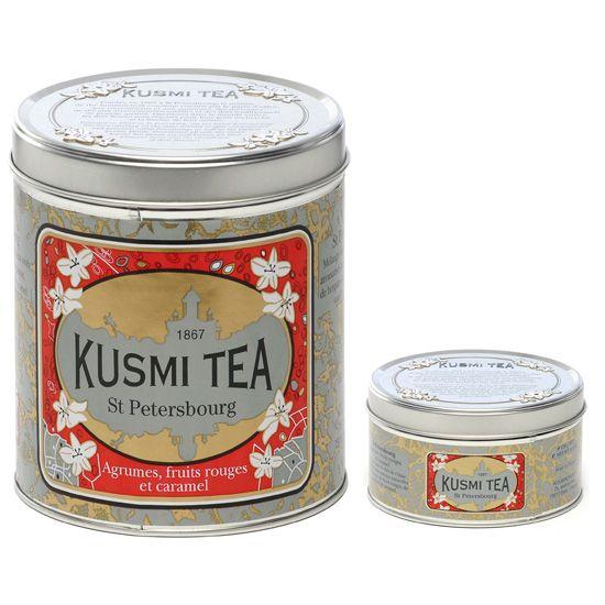 Kusmi Tea - St Petersburg