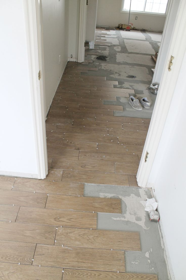 Kitchen floor tiles wood effect - Best 25 Faux Wood Tiles Ideas On Pinterest Faux Wood Flooring Wood Tile Bathrooms And Country Bathrooms