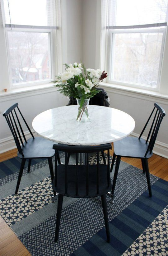 25+ best Small round kitchen table ideas on Pinterest | Round ...