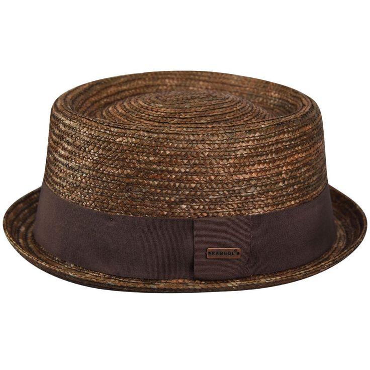 Wheat Braid Pork Pie – Sale   – Hats on Sale