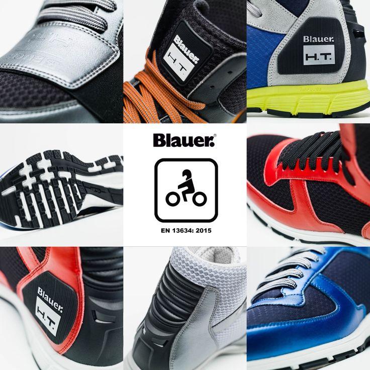 Os Blauer Sneaker H.T. 01 são considerados um artigo técnico para ser utilizado como artigo de protecção e condução de motociclos. A utilização de tecnologia permitiu criar um artigo superior em segurança sem descurar o conforto e a beleza.  #Blauer #Blauerht #Shoes #Motorcycle #Moto #Mota #Boots #Botas #Tenis #Sneaker