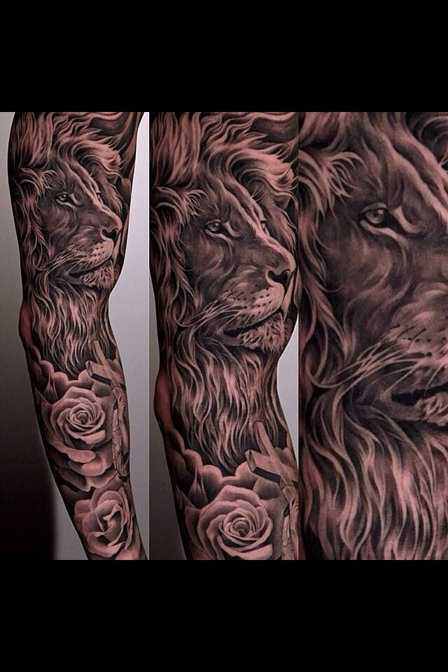 47 best lion tattoo on side images on pinterest lion tattoo artists and tattoos on side. Black Bedroom Furniture Sets. Home Design Ideas