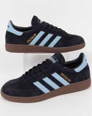 Adidas Trainers Adidas Spezial Trainers Navy/argentina Blue
