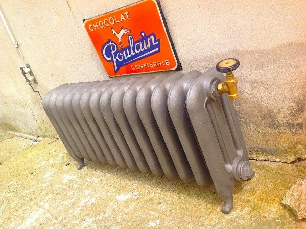 17 best images about radiateur on pinterest studios places and towel warmer - Radiateur fonte design ...