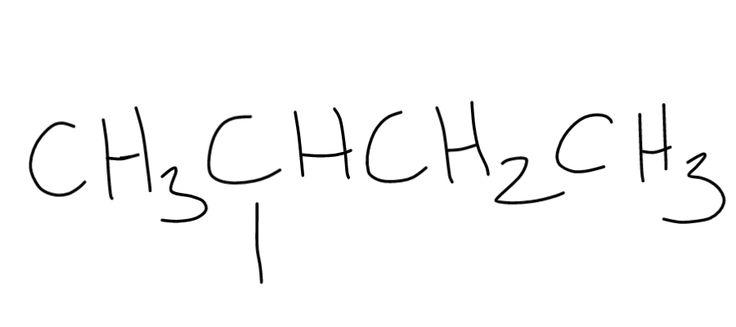 1 Methylpropyl Or Sec Butyl Organic Chemistry Pinterest
