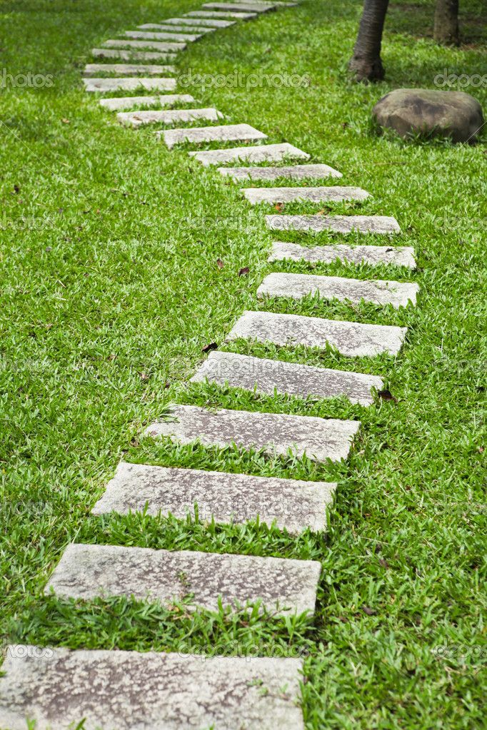 1000 ideas about stone paths on pinterest building - Pictures of stone pathways ...