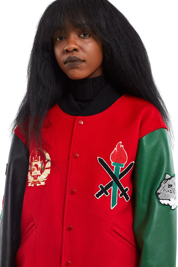 1000 Images About Varsity Jacket Design On Pinterest