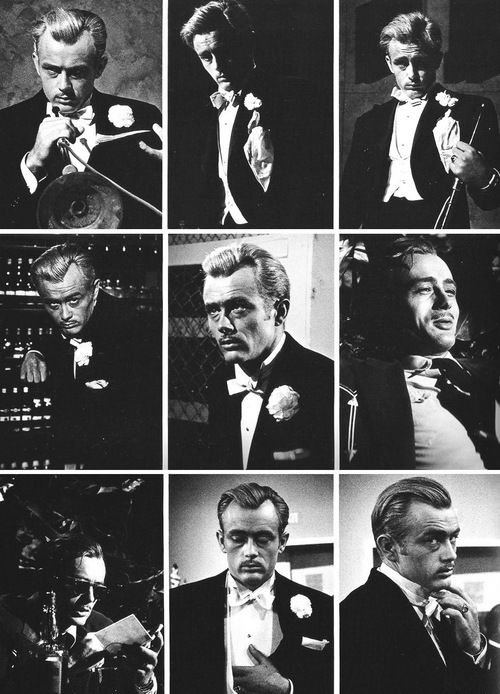 James Dean as Jett Rink - 'Giant', 1956 directed by George Stevens. S)