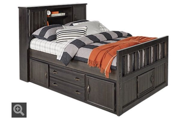 Captain Bookcase Bed From Rooms To Go For Sale In Orlando Fl