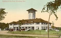 Vintage Assiniboine Park