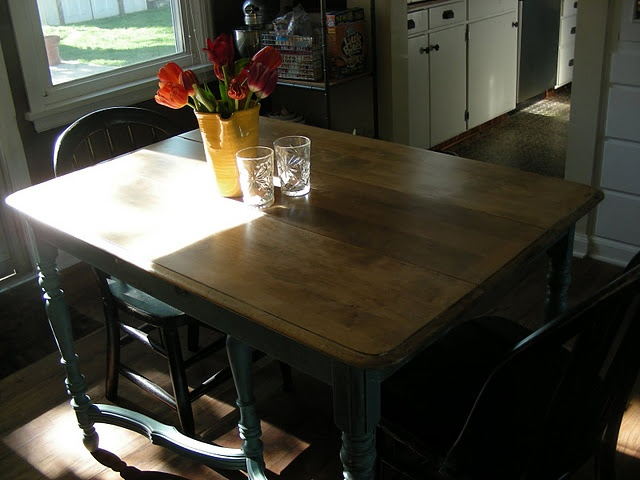 42 Best Refinishing Tables Images On Pinterest Dining Room Tables Dining Tables And Kitchen