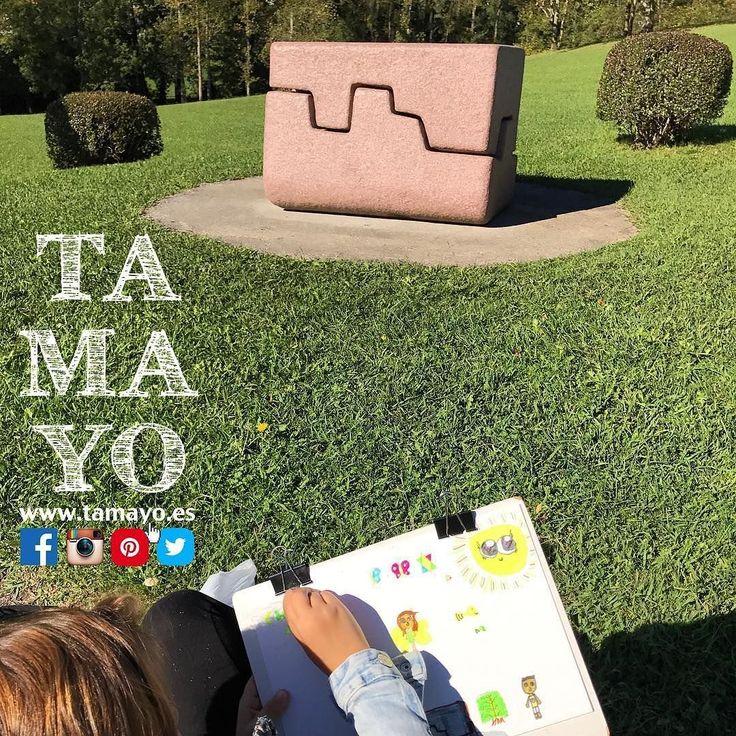 Ahora mismo dan buen tiempo para el Sábado en #Donostia #SanSebastian A ver si podemos disfrutar de la 16 edición del Concurso de pintura de #TamayoPapeleria en #Chillida-leku con un tiempo como el que nos hizo el año pasado. Os mantendremos informados. Más info en nuestra web www. tamayo .es Apúntate ya!