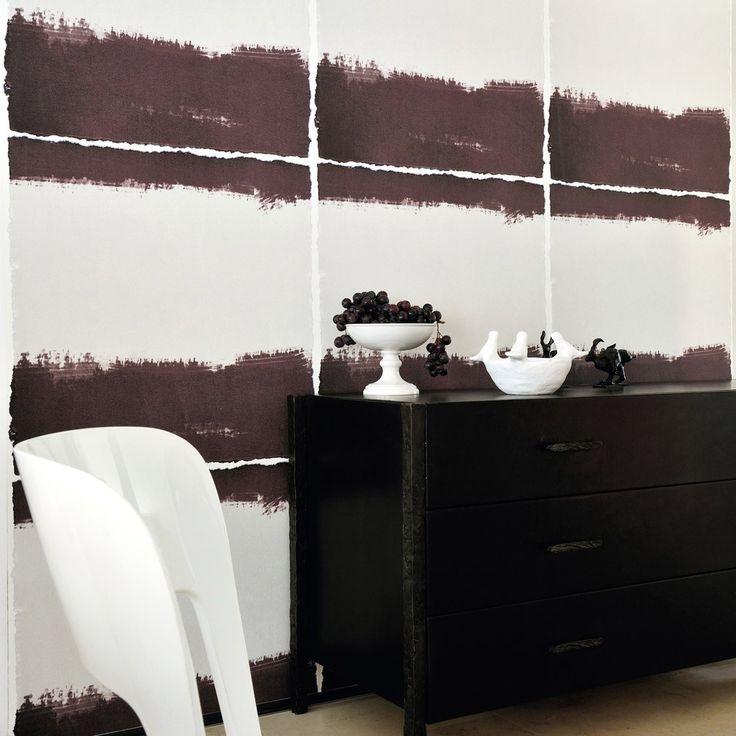 Elitis Toile Peinte Colours And Prints Prova #wallpaper