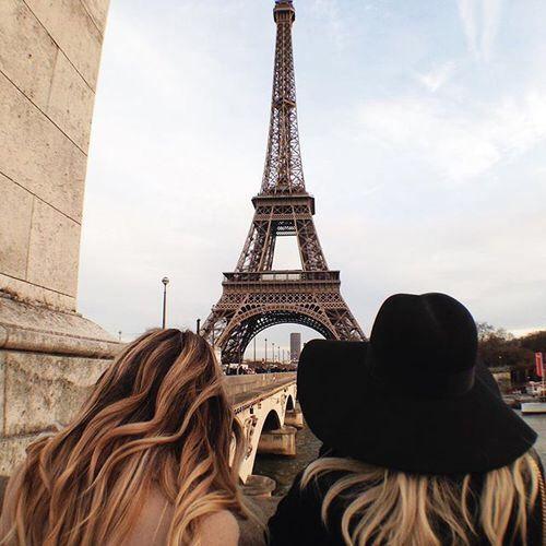 Eiffel Tower. ♡ Follow us @tigermistloves for more daily inspo ♡