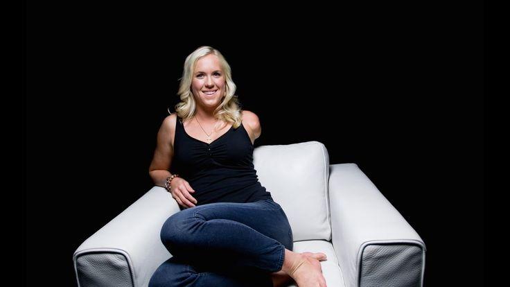 Bethany Hamilton - White Chair Film - I Am Second®